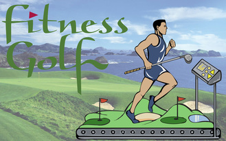 The Fitness Golf Package