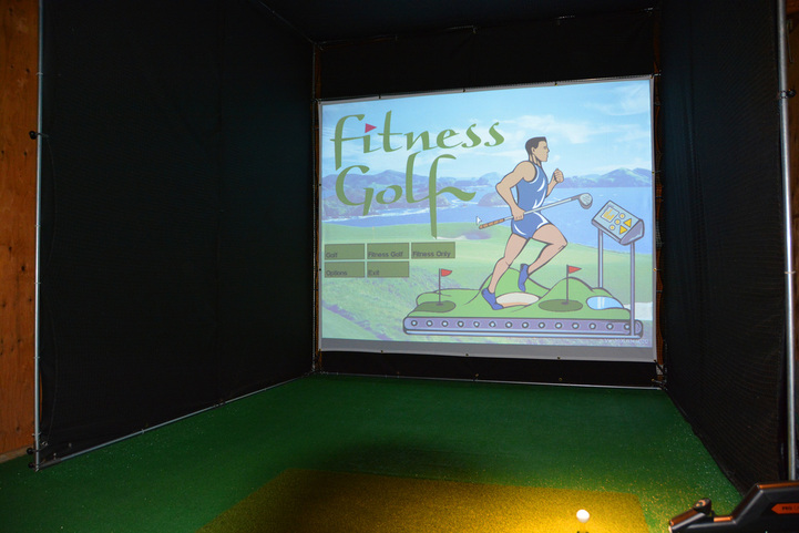 Fitness Golf Cage